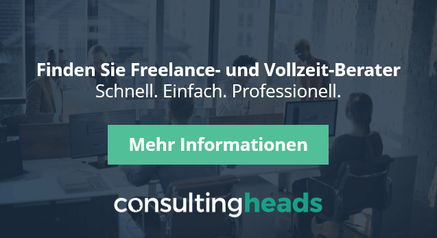 HR Berater finden consultingheads Freelance