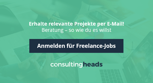 Freelance Consulting Projekte finden consultingheads