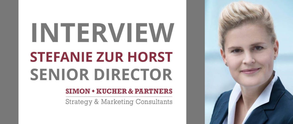 Frauen im Consulting Interview Stefanie zur Horst consultingheads Simon Kucher