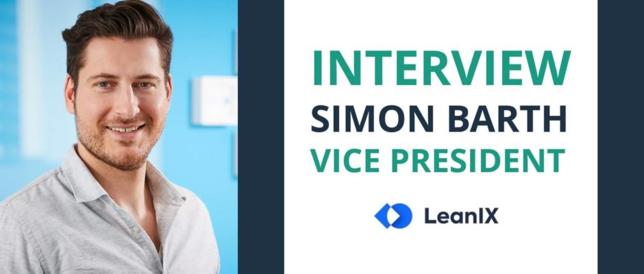 Interview Simon Barth Vice President bei LeanIX consultingheads